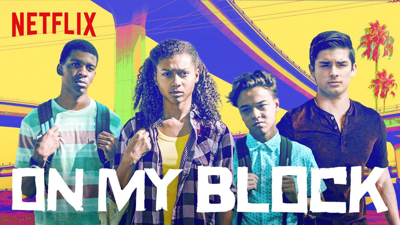 On My Block Wallpapers Wallpaper Cave