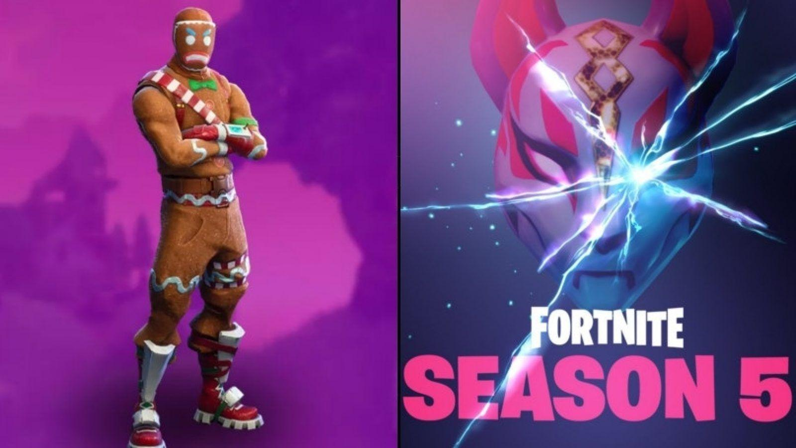 Epic Games Teases the Possible Return of the Merry Marauder Skin to