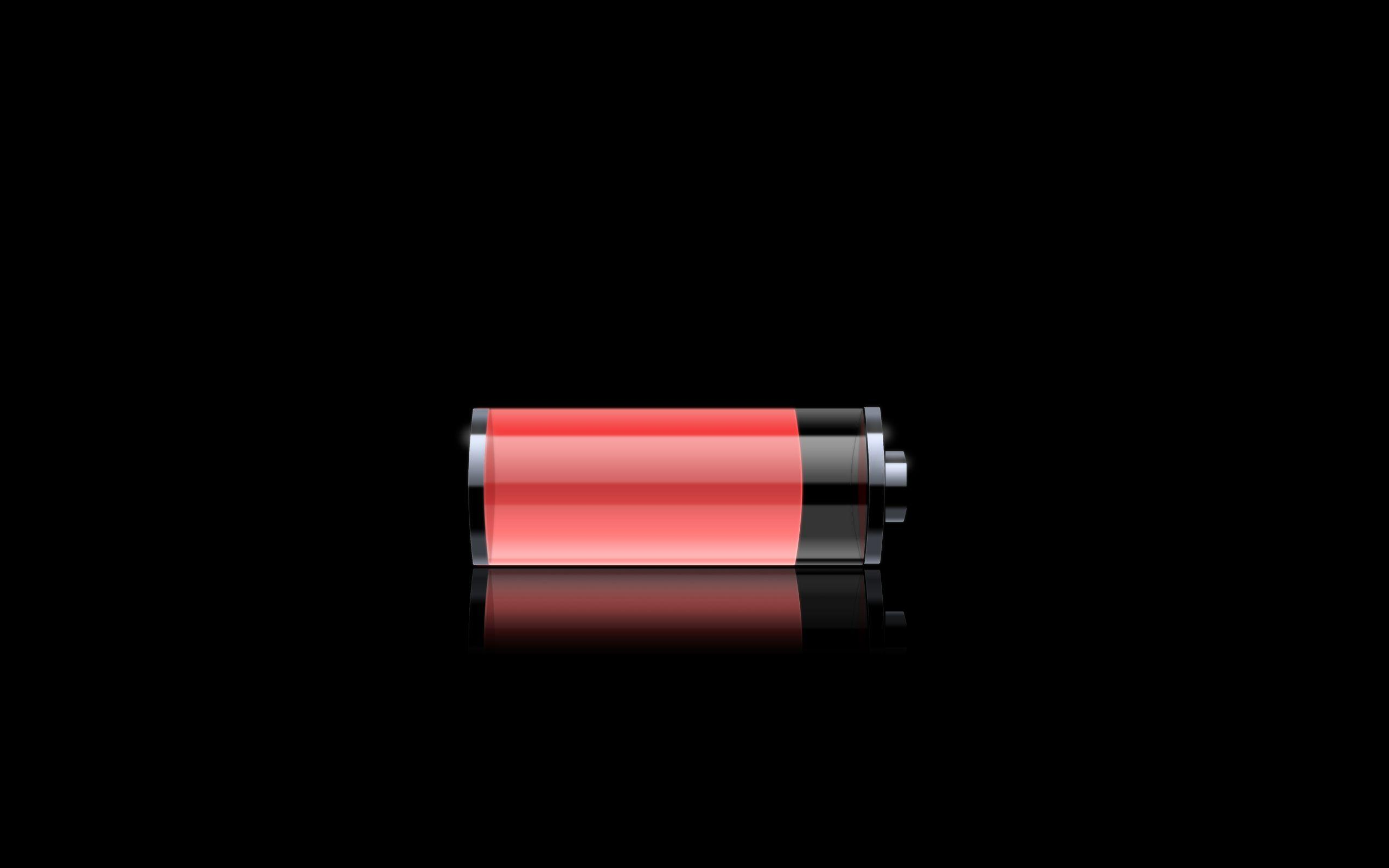 Low Battery Wallpapers Wallpaper Cave