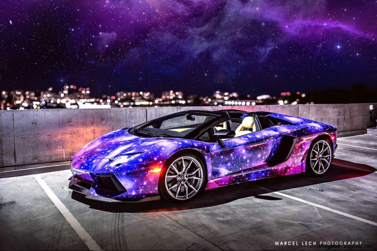 Rainbow Lamborghini Wallpapers Wallpaper Cave