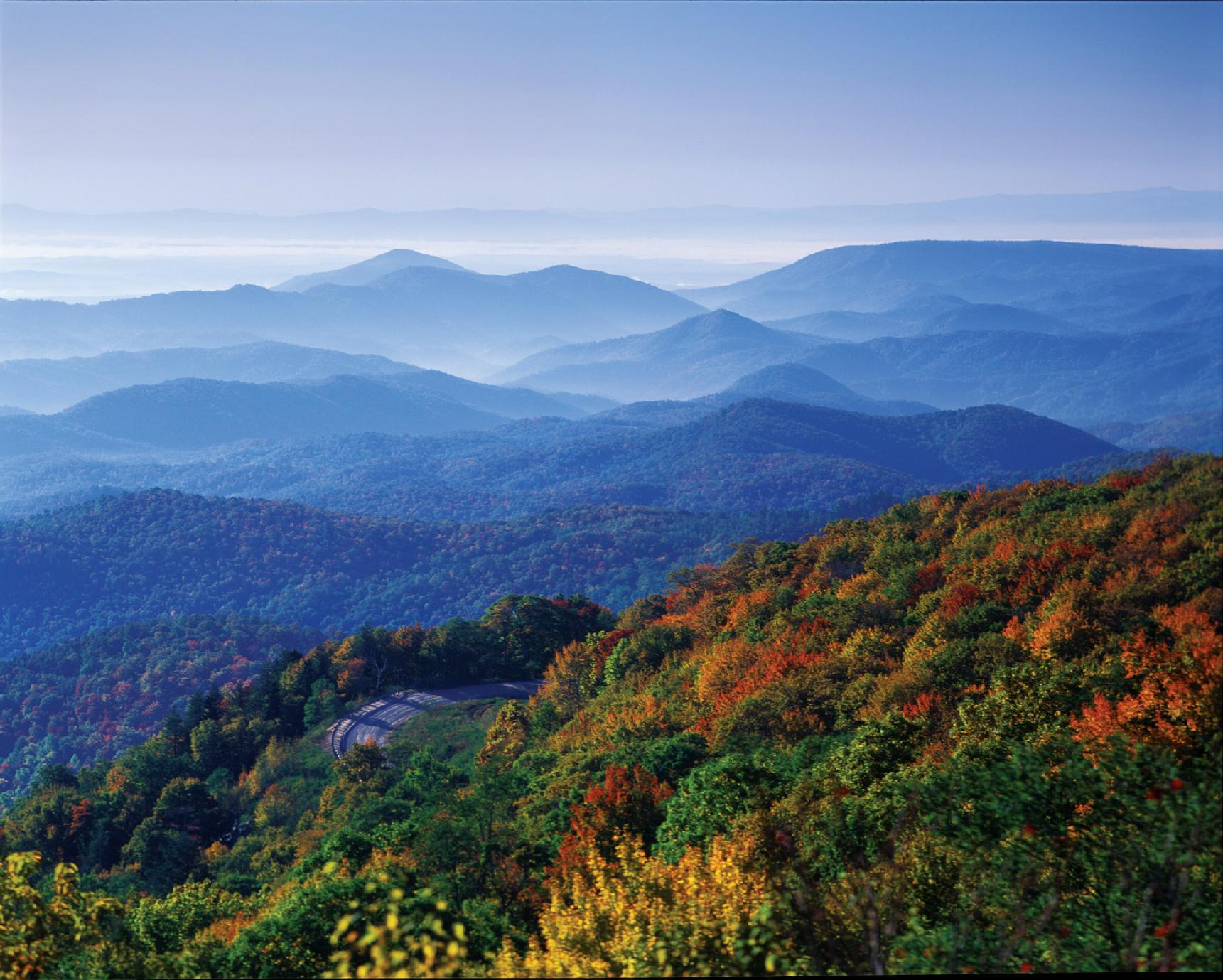 Computer Wallpapers, Desktop Backgrounds Blue Ridge Parkway, 301.74