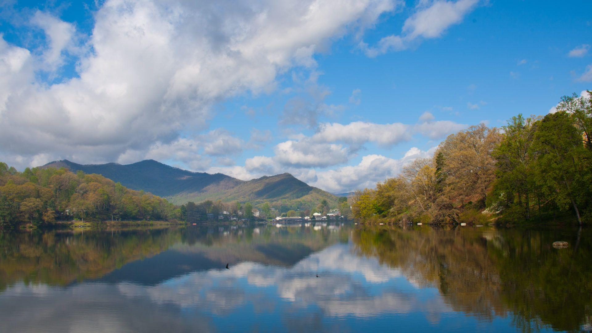 The Blue Ridge Parkway: An intricate connection to Lake Junaluska