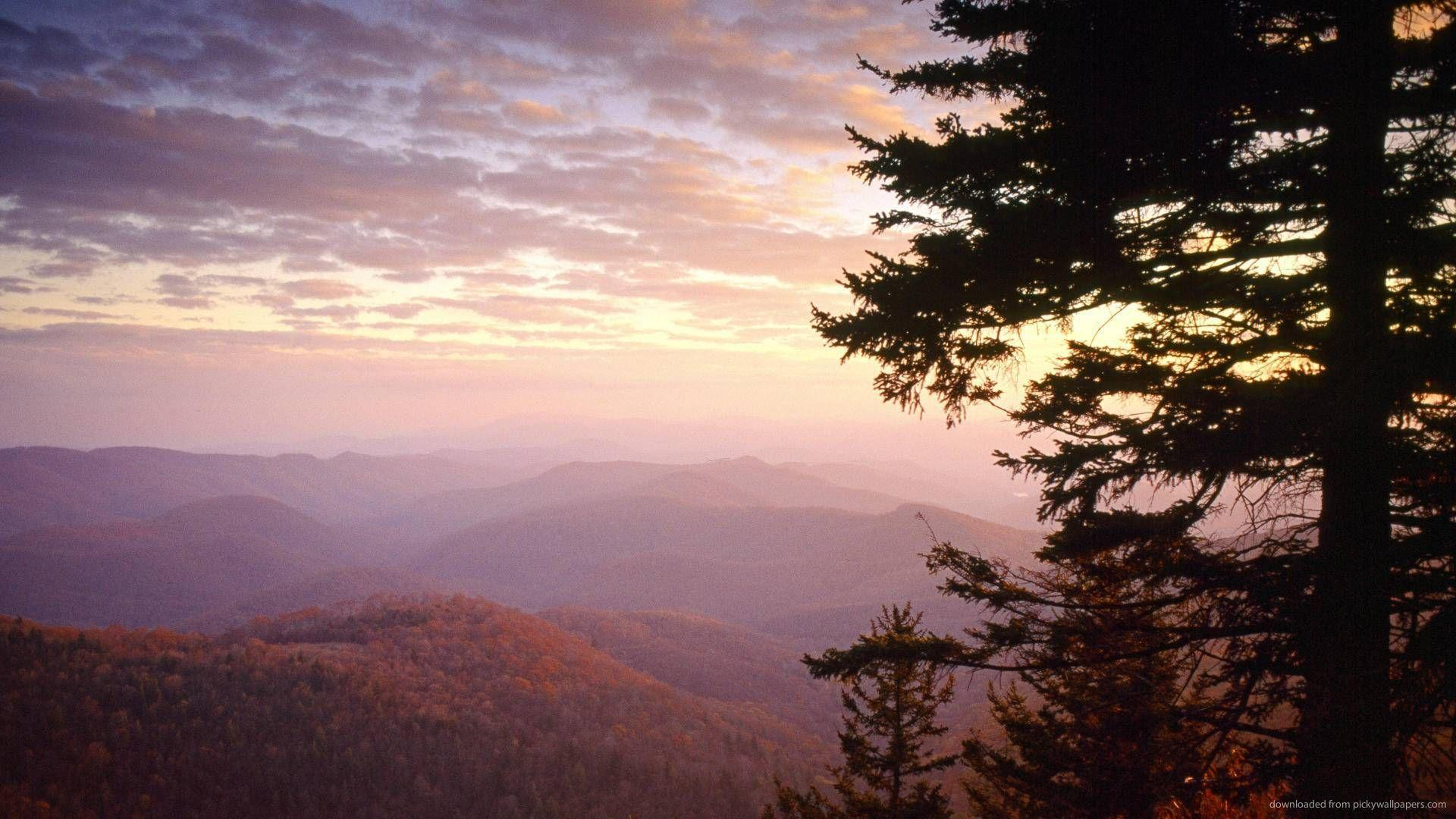 Blue Ridge Mountains Desktop Wallpapers