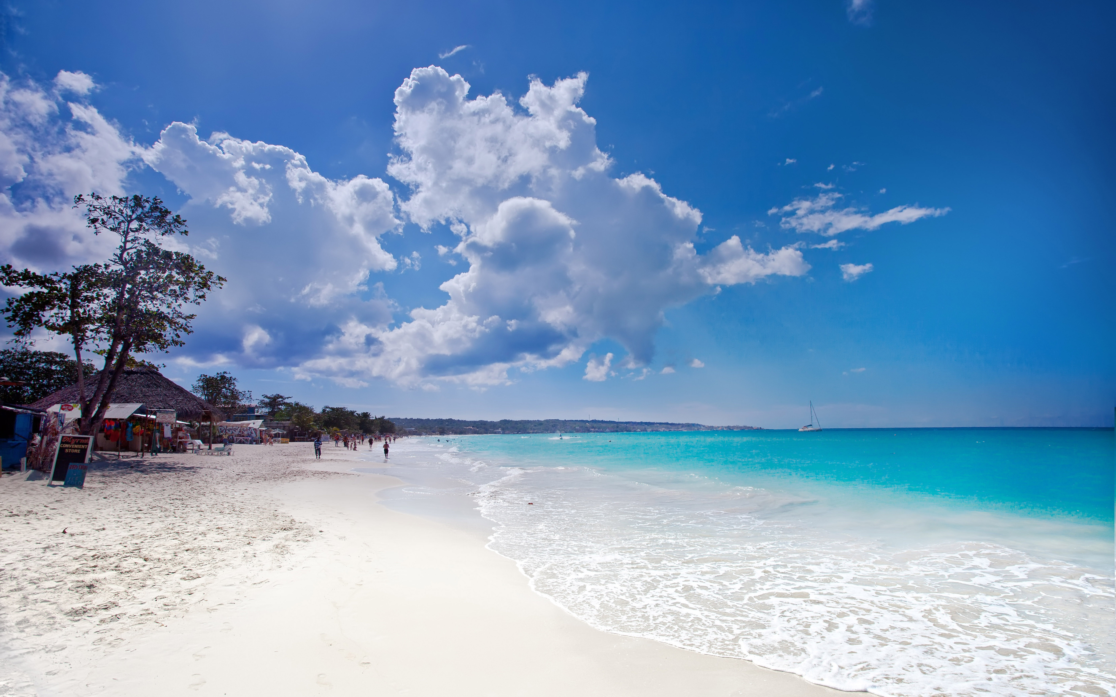 Jamaica, Negril widescreen wallpapers