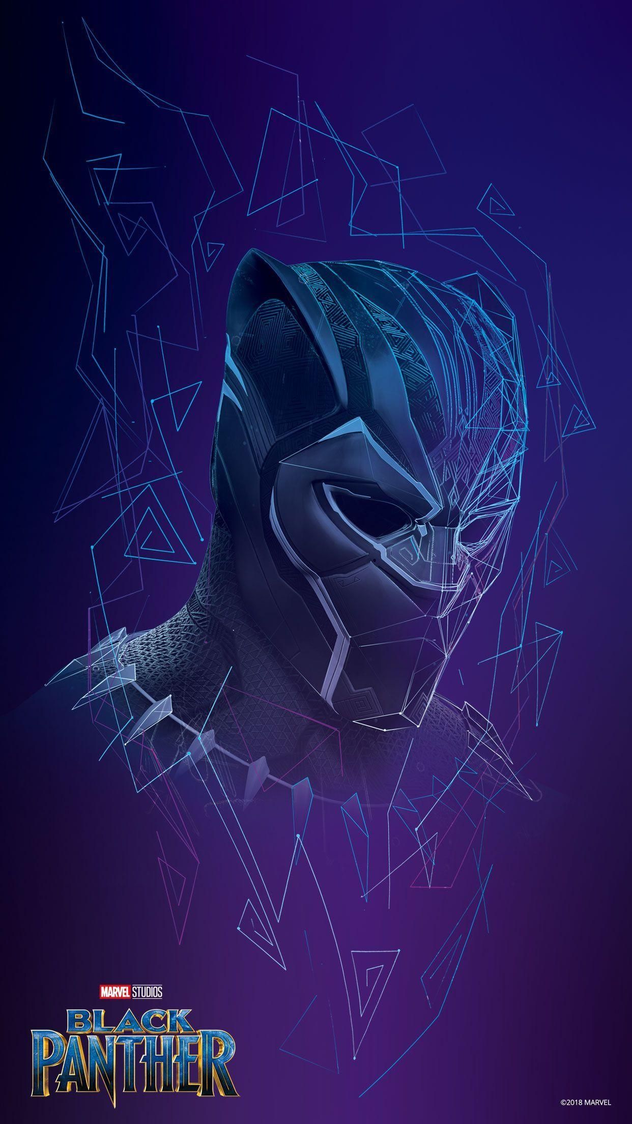 Black Panther Infinity War Wallpapers Wallpaper Cave