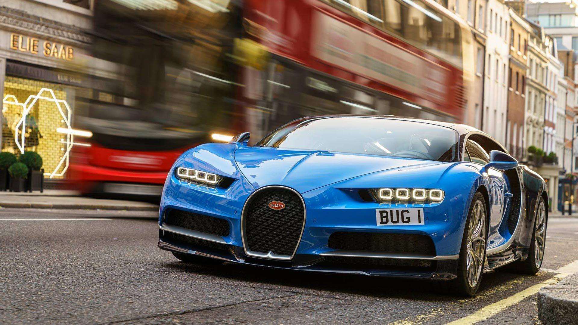Even Bugatti's Latest Two-Car Chiron Recall is Luxurious - The Drive