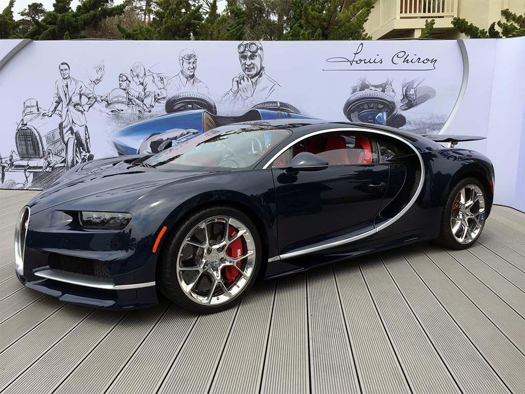 "Bugatti Confirms Rumors of ""Strictly Limited"" New Model ..."