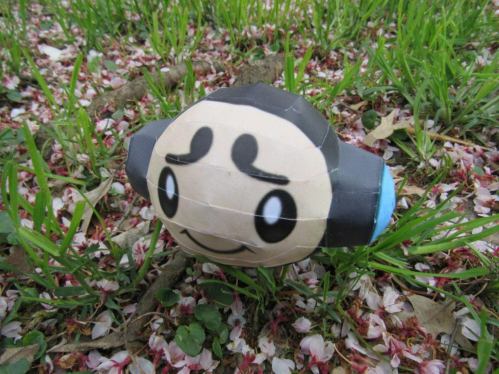 Tympole by RakogisPapercraft on DeviantArt
