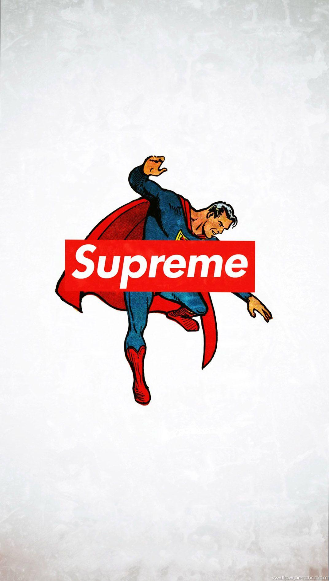 Supreme Logo Wallpapers - Wallpaper Cave