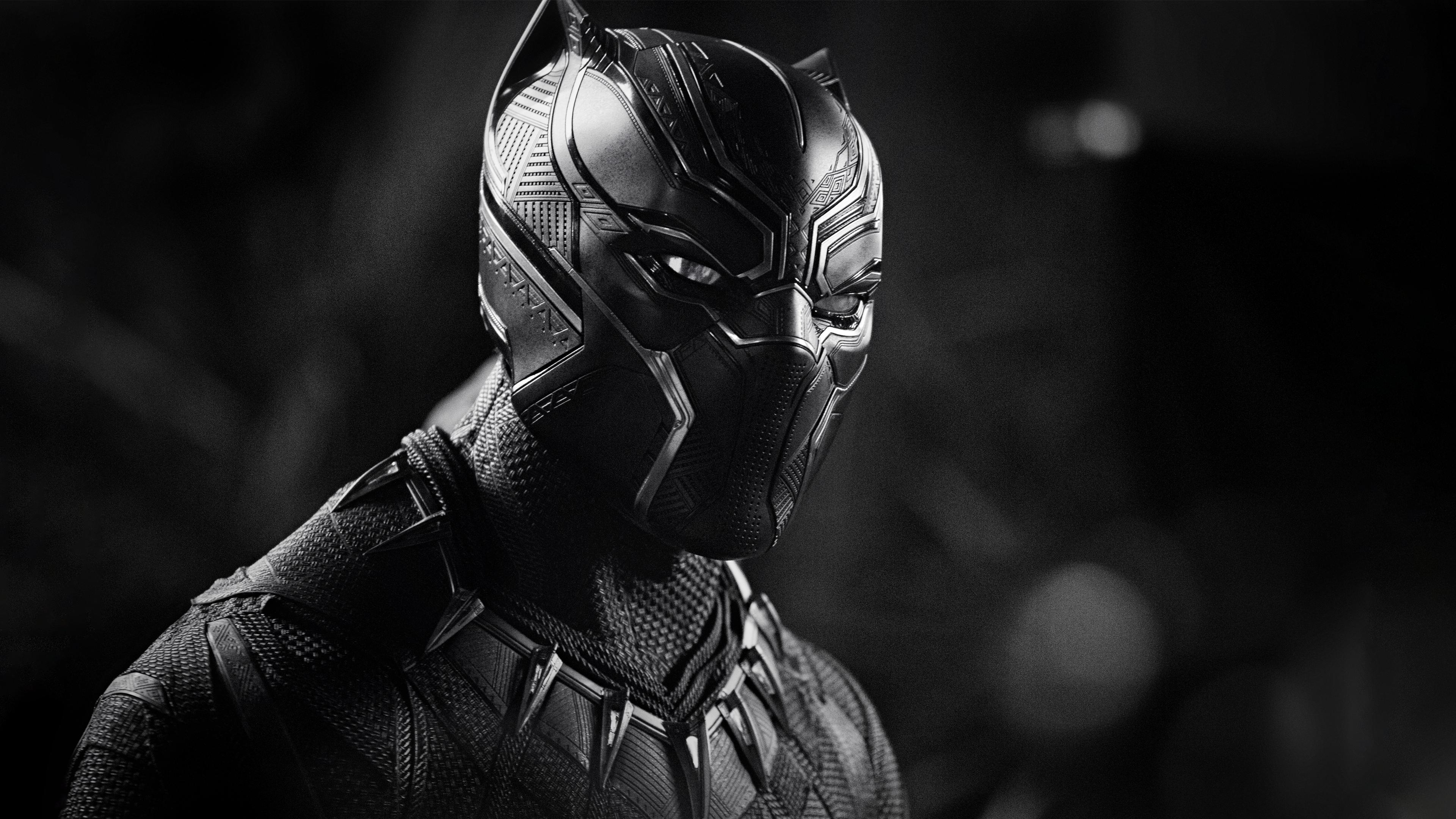 Desktop Black Panther 4k Wallpapers Wallpaper Cave