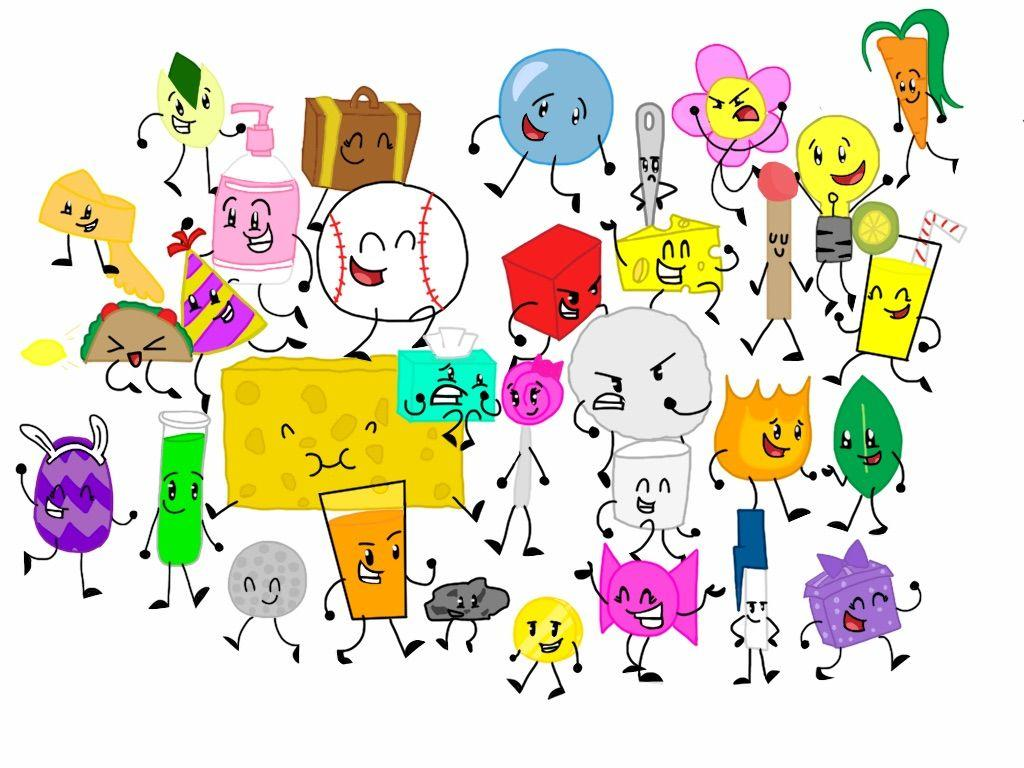 bfdi coloring pages BFDI Wallpapers   Wallpaper Cave bfdi coloring pages