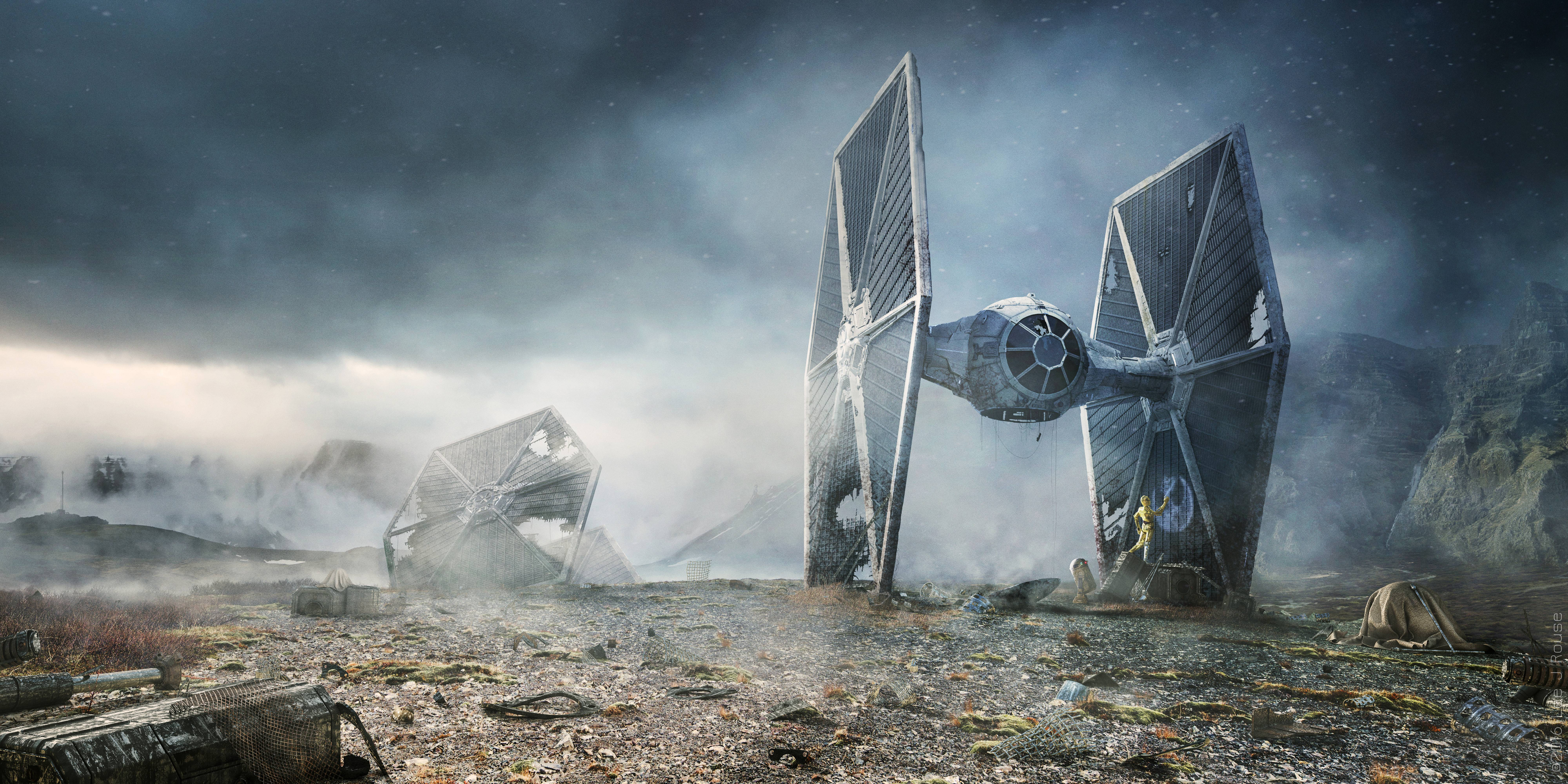 Star Wars 4k Wallpapers Wallpaper Cave