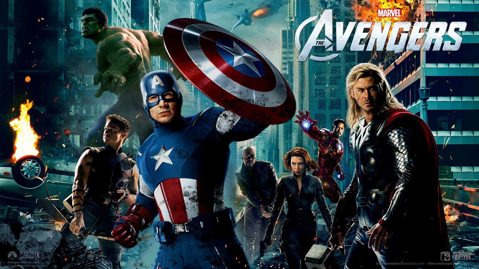 The Avengers Wallpapers 4