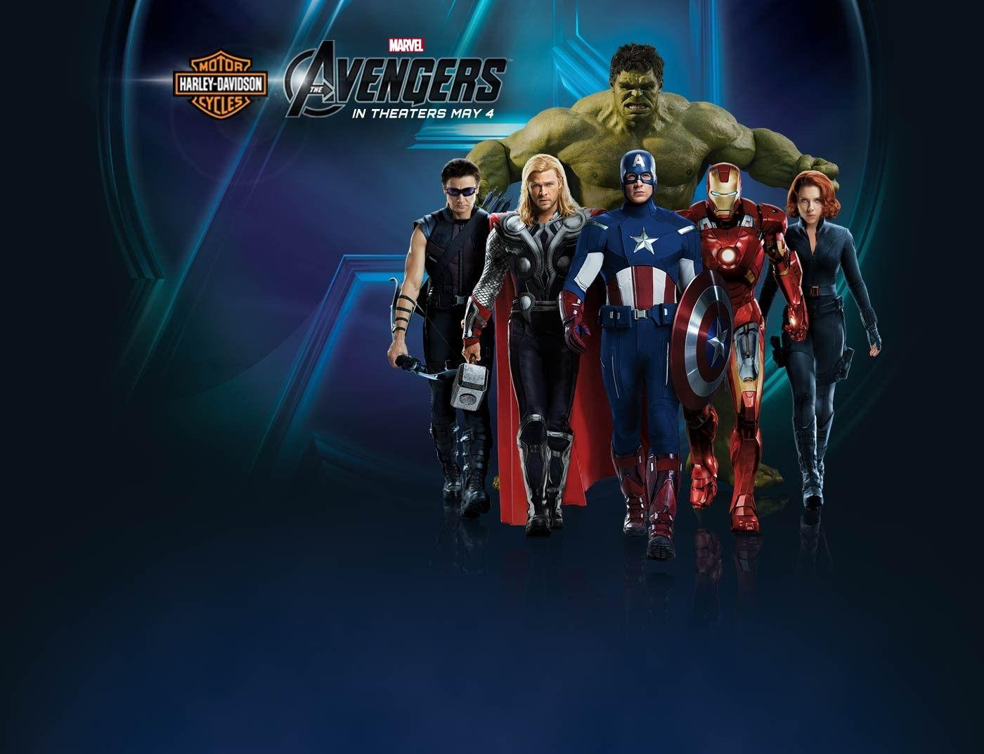 38 units of Avengers Wallpapers Hd