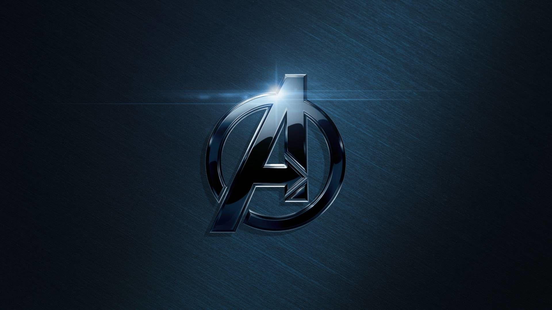 Avengers Logo Wallpapers ·①