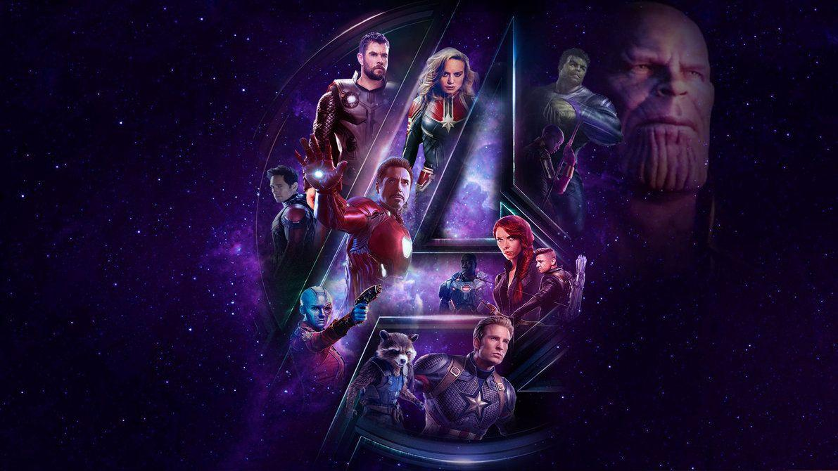 Avengers 4 Wallpapers by The