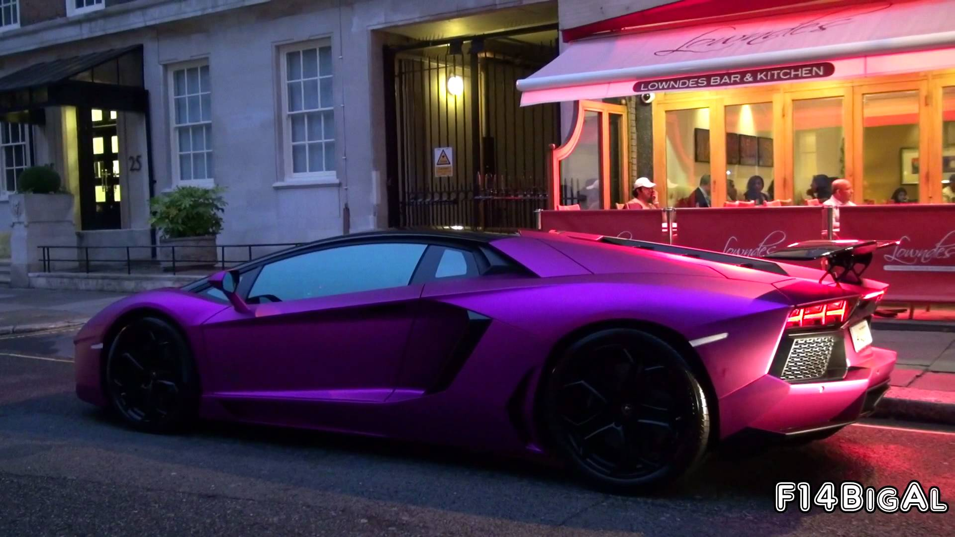 Pink Lamborghini Wallpapers Wallpaper Cave