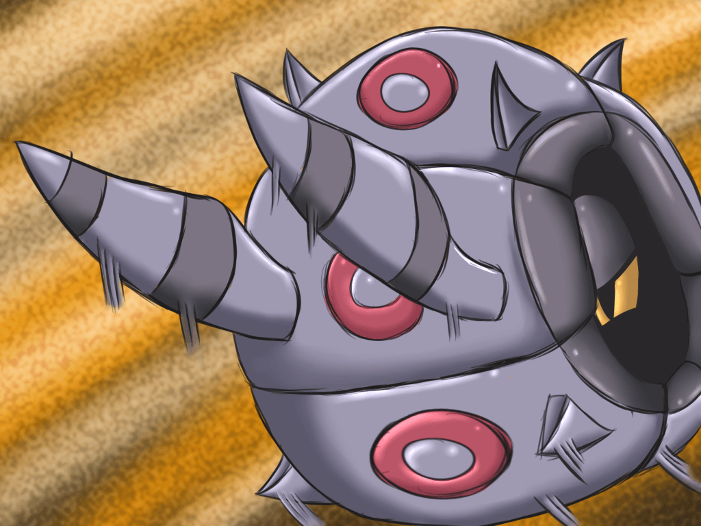 Favorite Pokemon To Use In Battle Whirlipede by megadrivesonic on