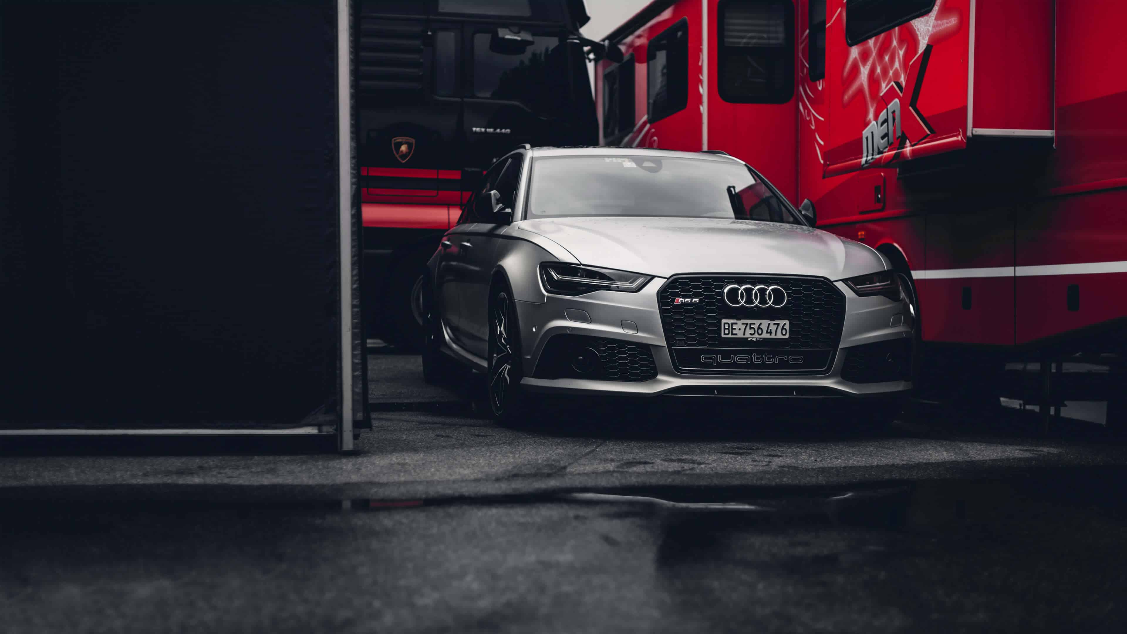 Audi RS6 Quattro UHD 4K Wallpapers