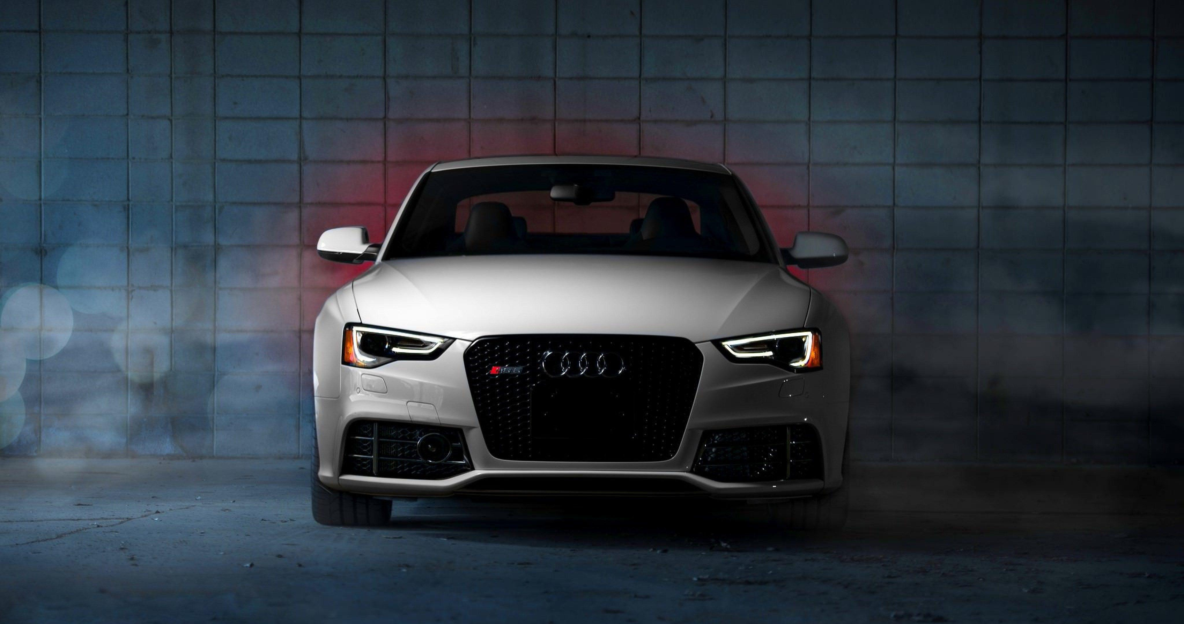 audi rs5 front 4k ultra hd wallpapers » High quality walls