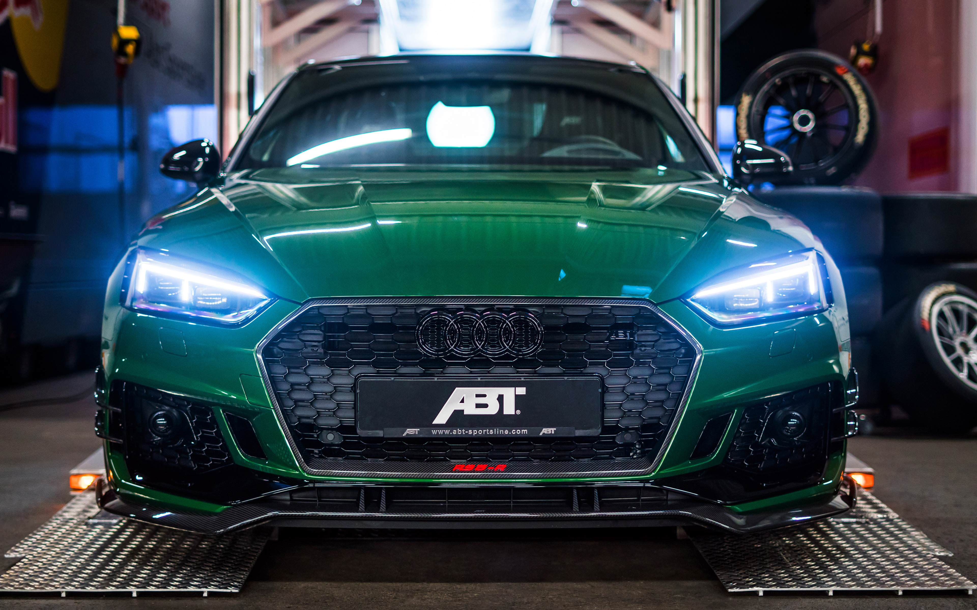 ABT Audi RS5 R Coupe 2018 4K Wallpapers