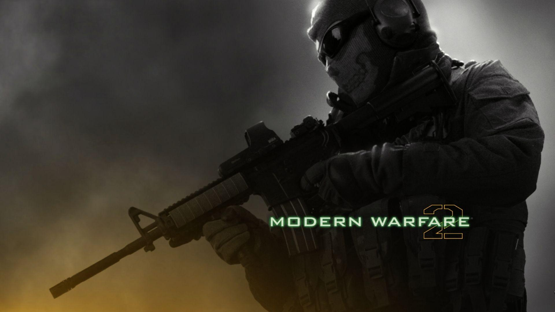 Call Of Duty Modern Warfare 2 Hd Wallpapers Wallpaper Cave