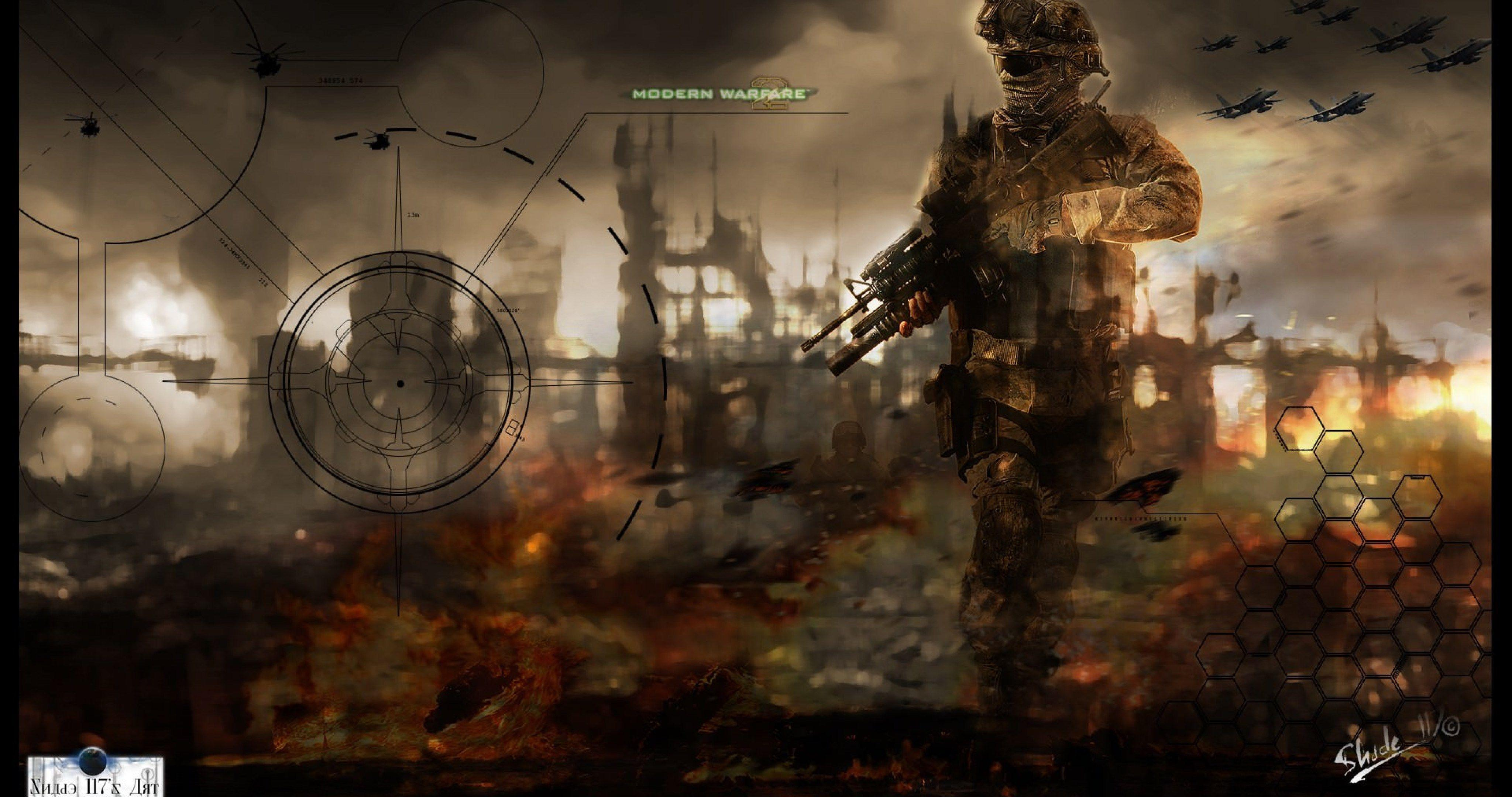 Call Of Duty: Modern Warfare 2 HD Wallpapers - Wallpaper Cave
