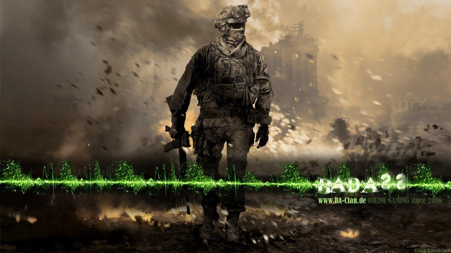 Call Of Duty: Modern Warfare Season 2 Wallpapers
