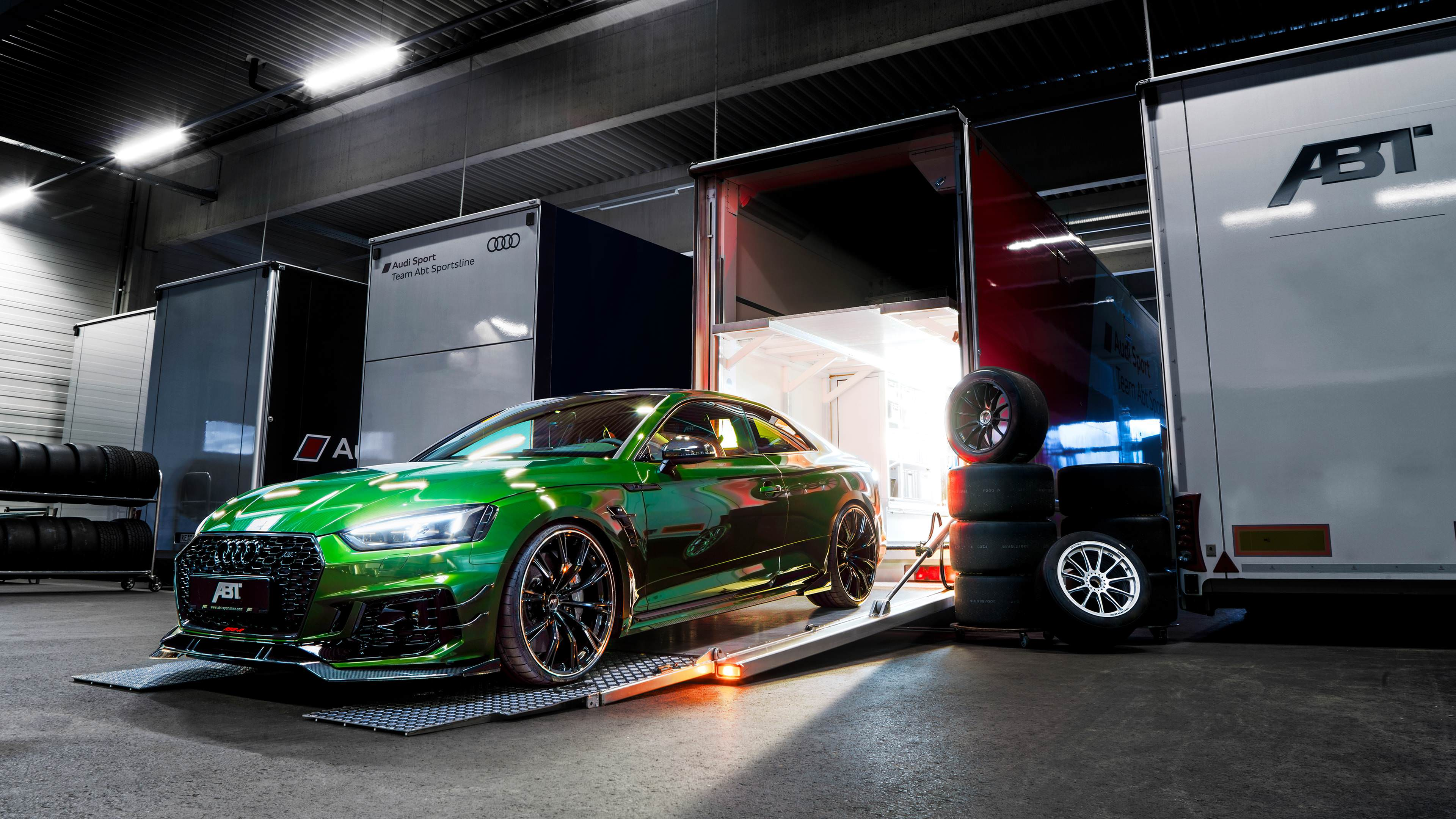 ABT Sportsline Audi RS 5 R Coupe 4K Wallpapers