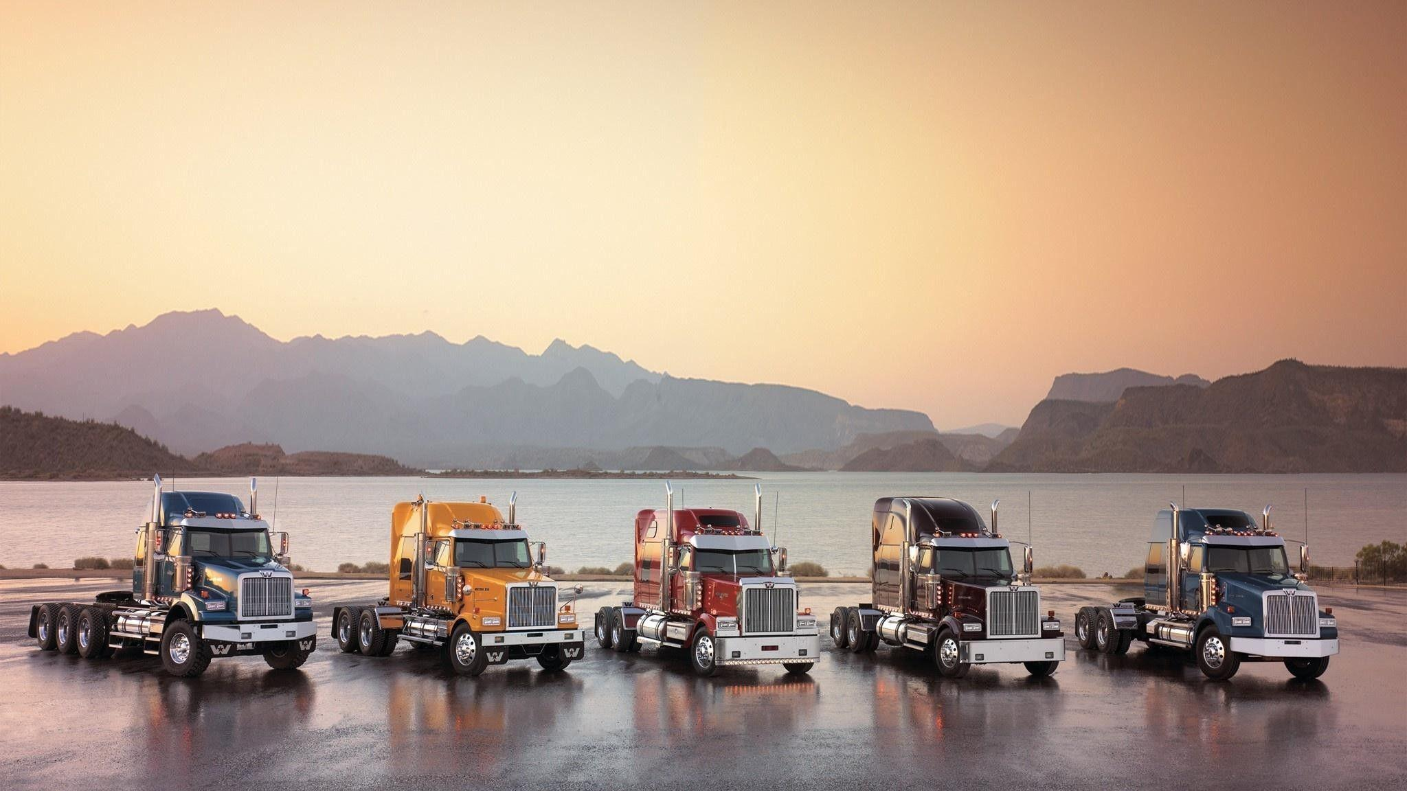 Semi Truck Pictures Wallpapers