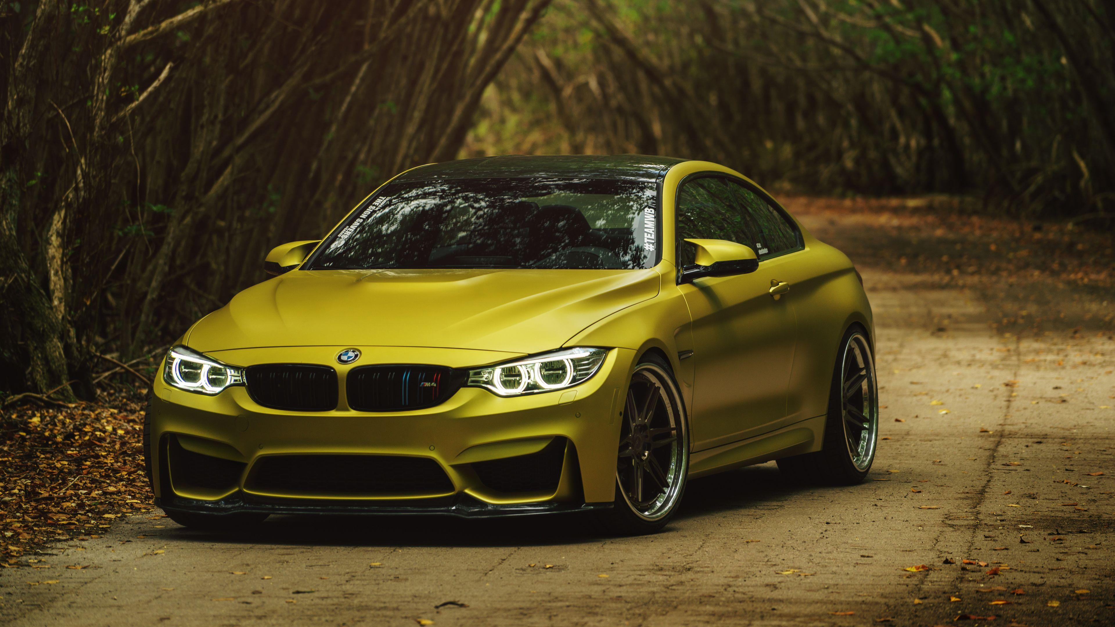 Supercars Gallery Bmw Wallpaper 4k