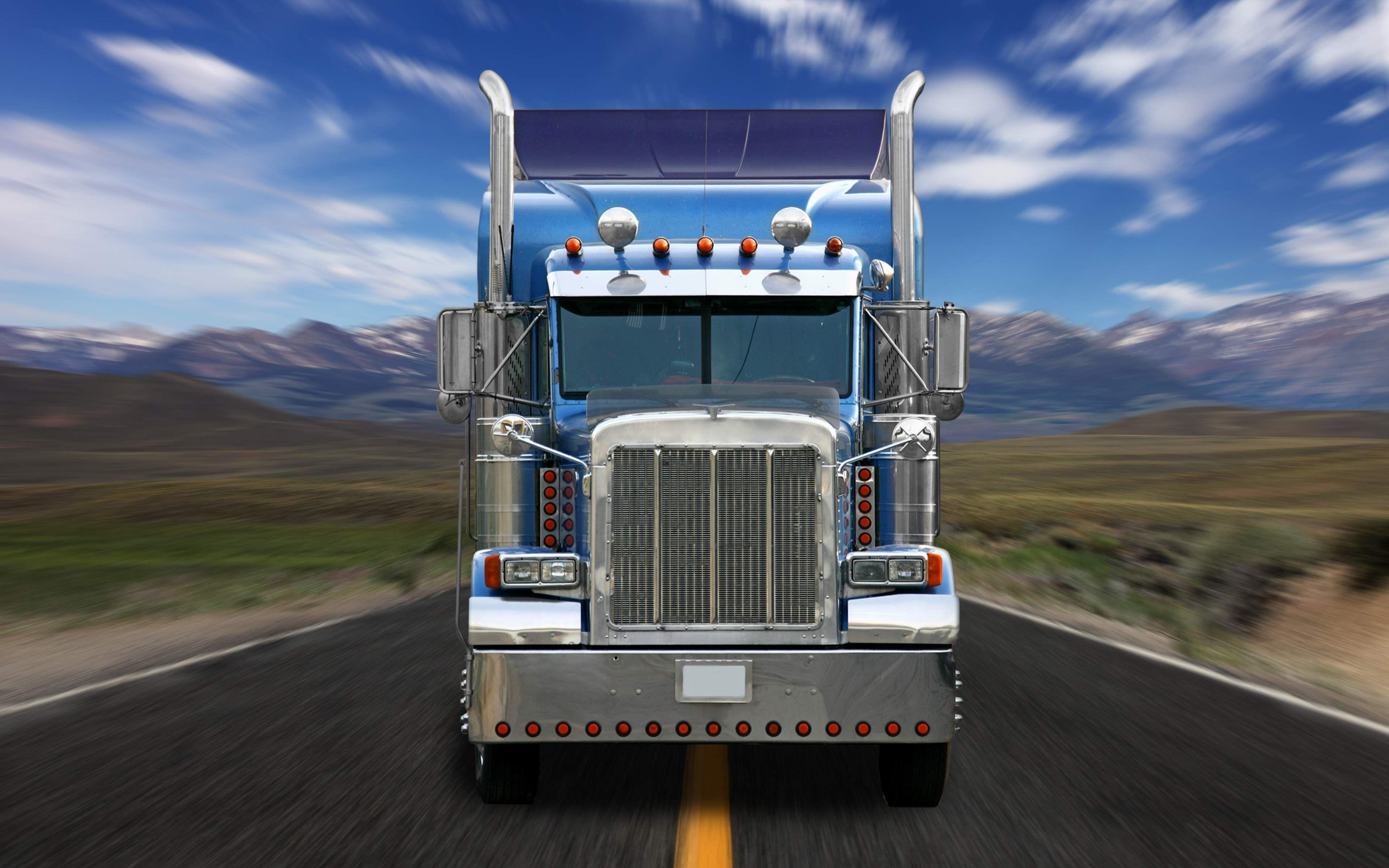 Semi Truck Pictures Wallpapers 517.31 Kb