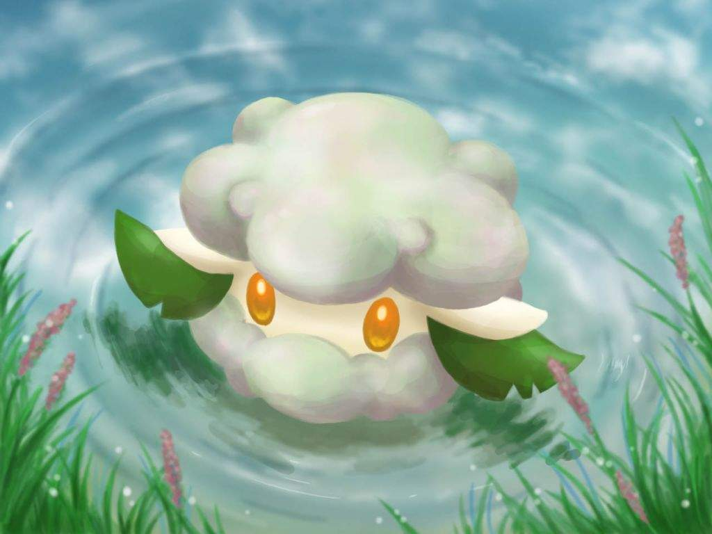 Cottonee strategy guide!
