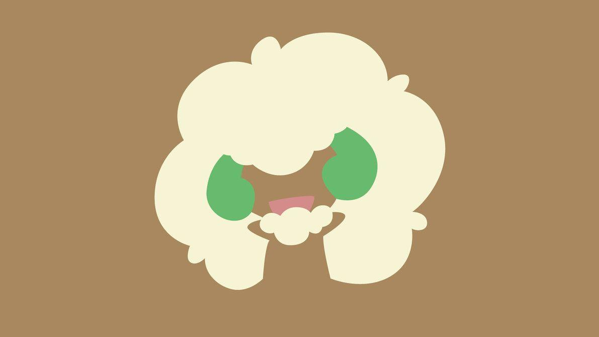 Whimsicott Minimalist Wallpapers by Krukmeister on deviantART