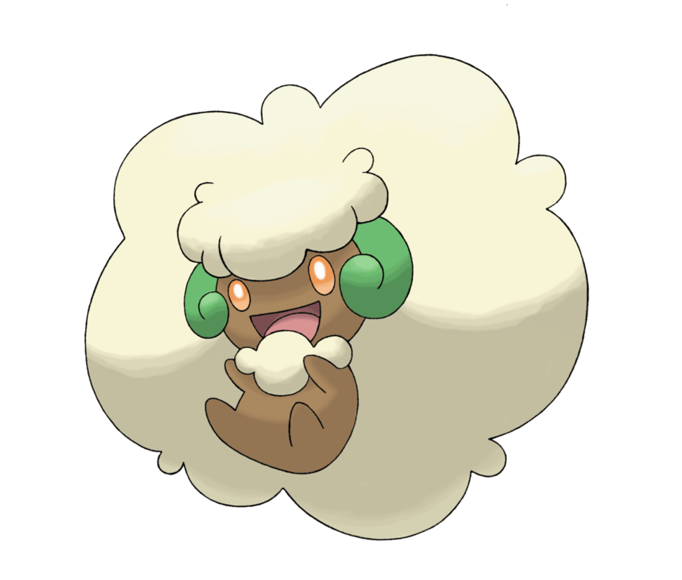whimsicott by revenantanime