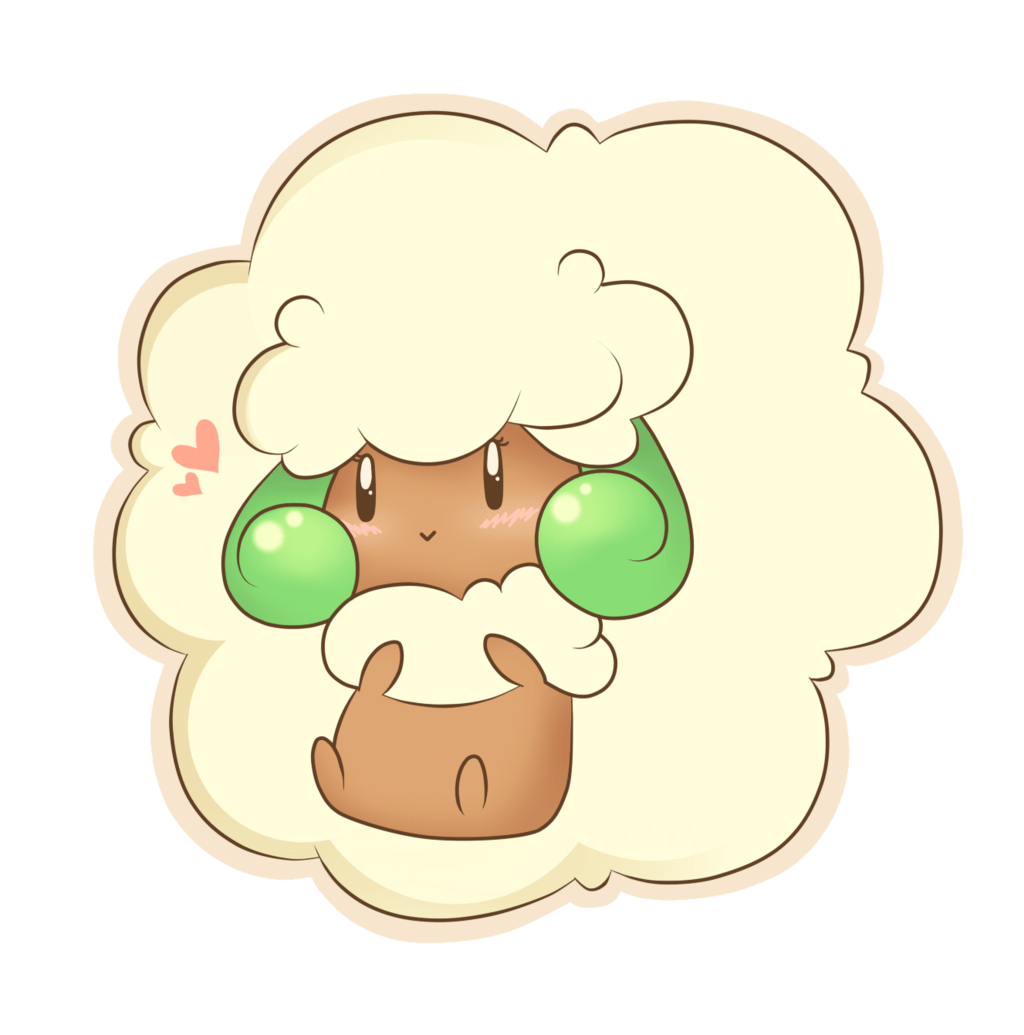 Whimsicott .:Pokemon:. by ChibiArmin