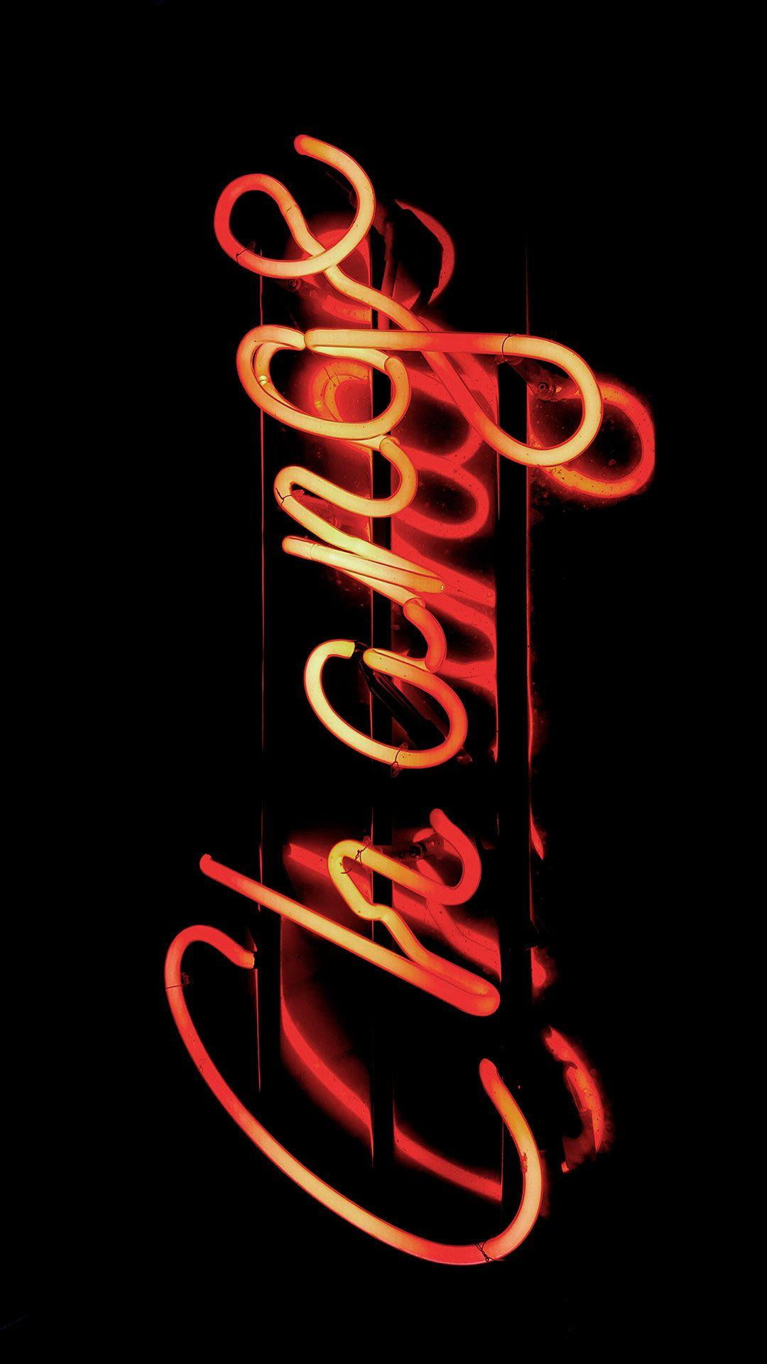 Neon Sign Wallpapers Wallpaper Cave