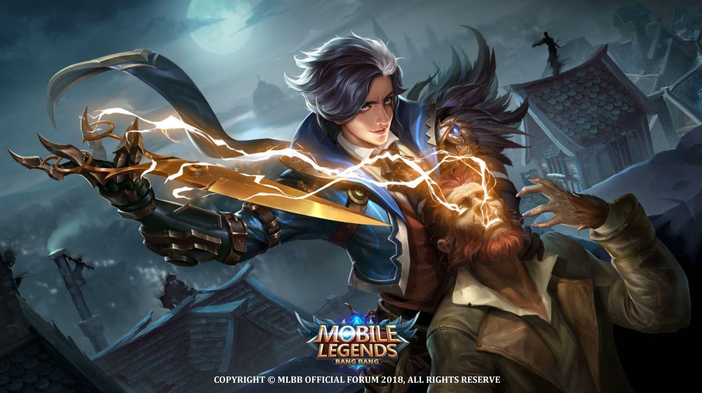 75 Gambar Mobile Legends Keren 2018 Terbaru