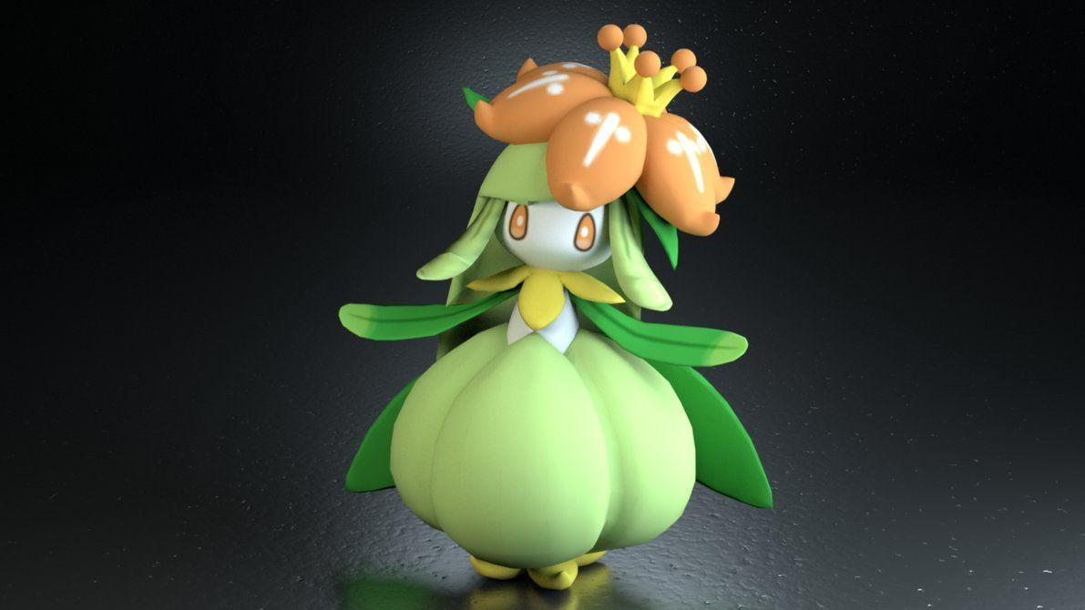 Lilligant Desktop | Full HD Pictures