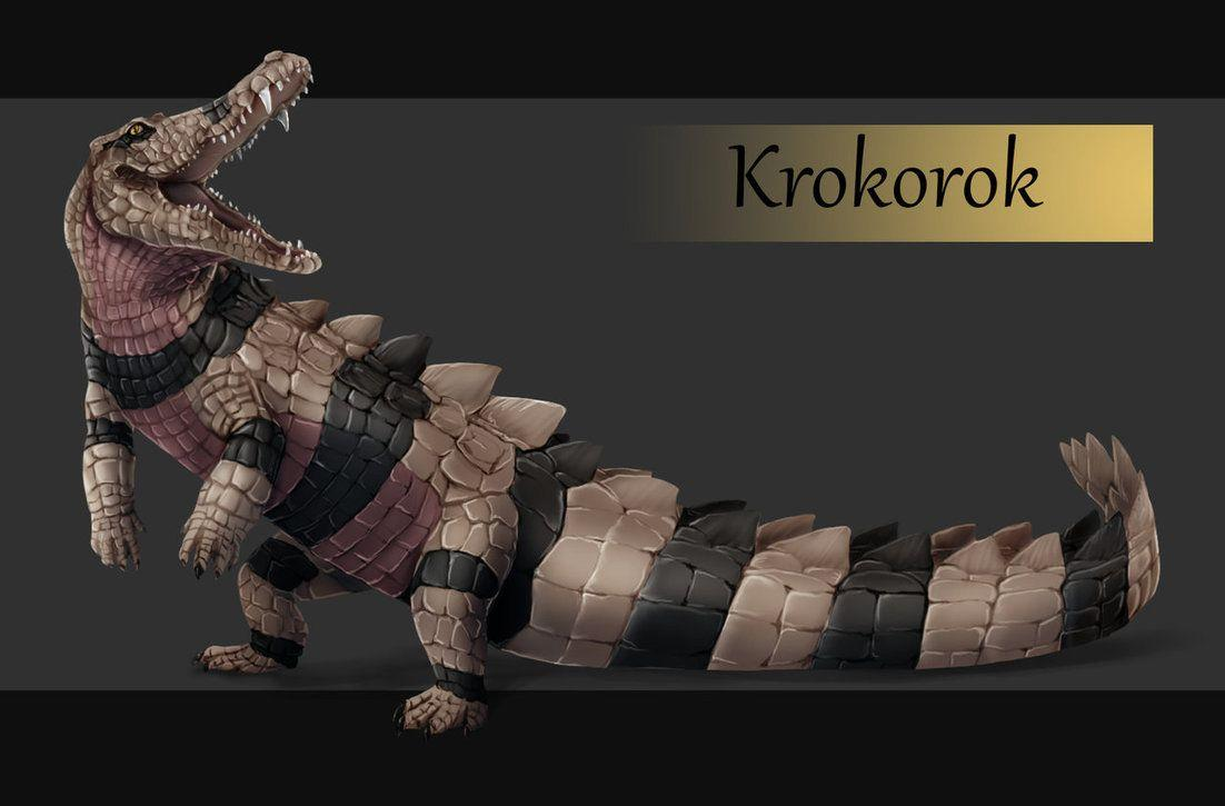 Krokorok Wallpapers
