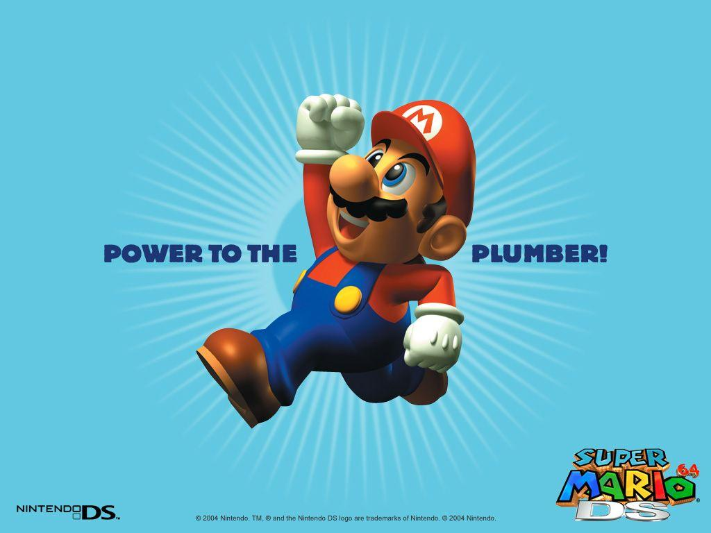 Super Mario 64 Wallpapers - Wallpaper Cave