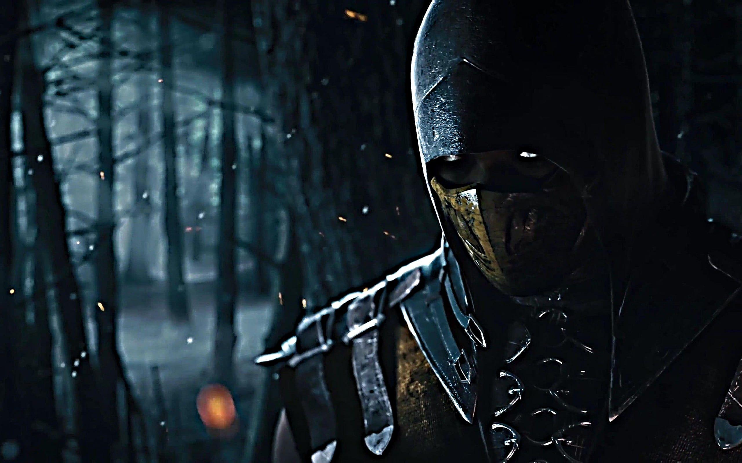 Mortal Kombat Scorpion wallpapers HD wallpapers