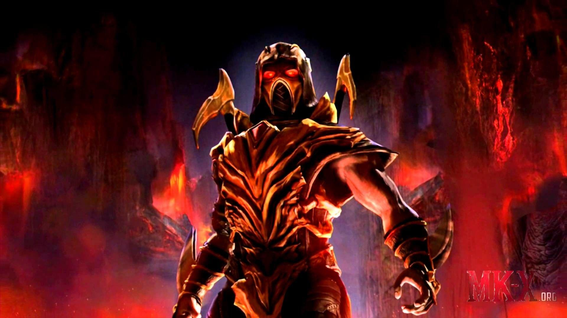 Mortal Kombat X Scorpion Wallpapers 74+