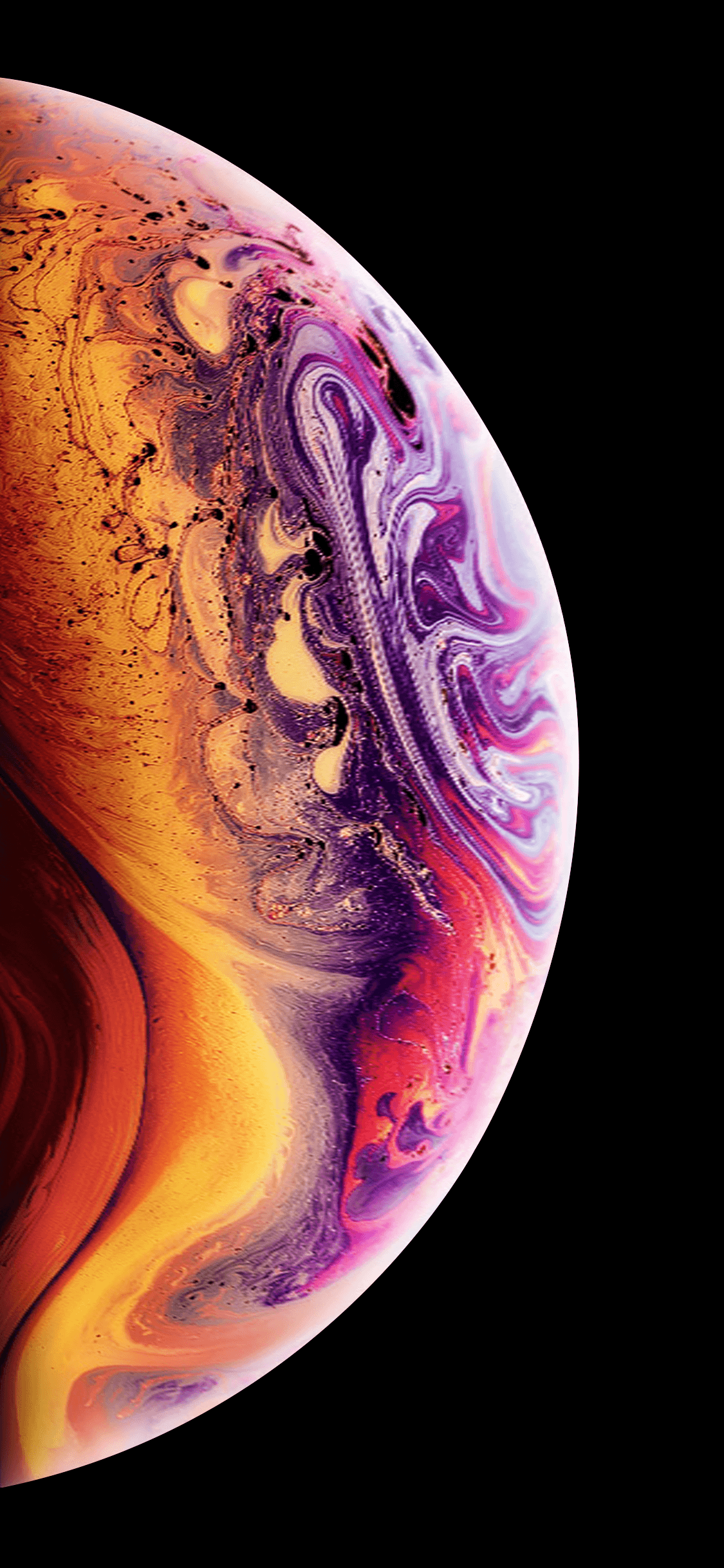 Download an Unofficial 'iPhone XS' Wallpapers Here If You're