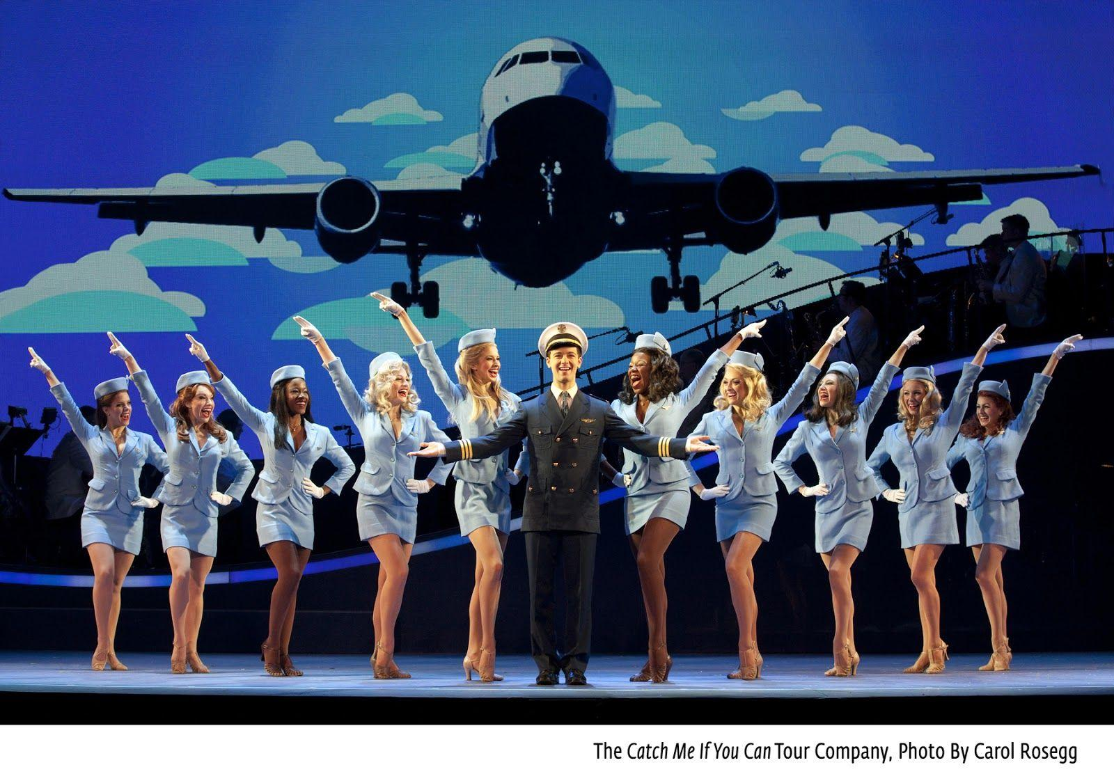 Fox Cities P.A.C.: REVIEW: Catch Me If You Can Soars Says The Post ...