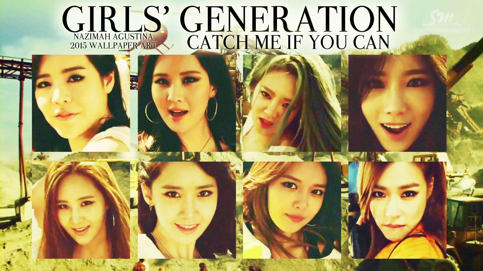 snsd girls' generation catch me if you can wallpaper by nazimah ...