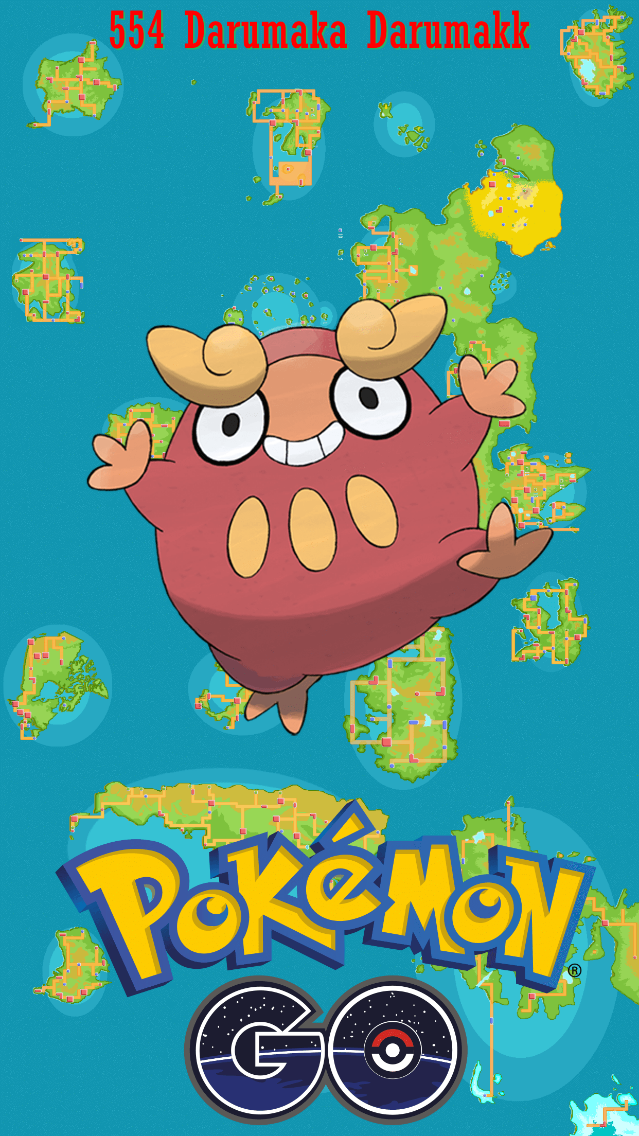 554 Street Map Darumaka Darumakk | Wallpaper