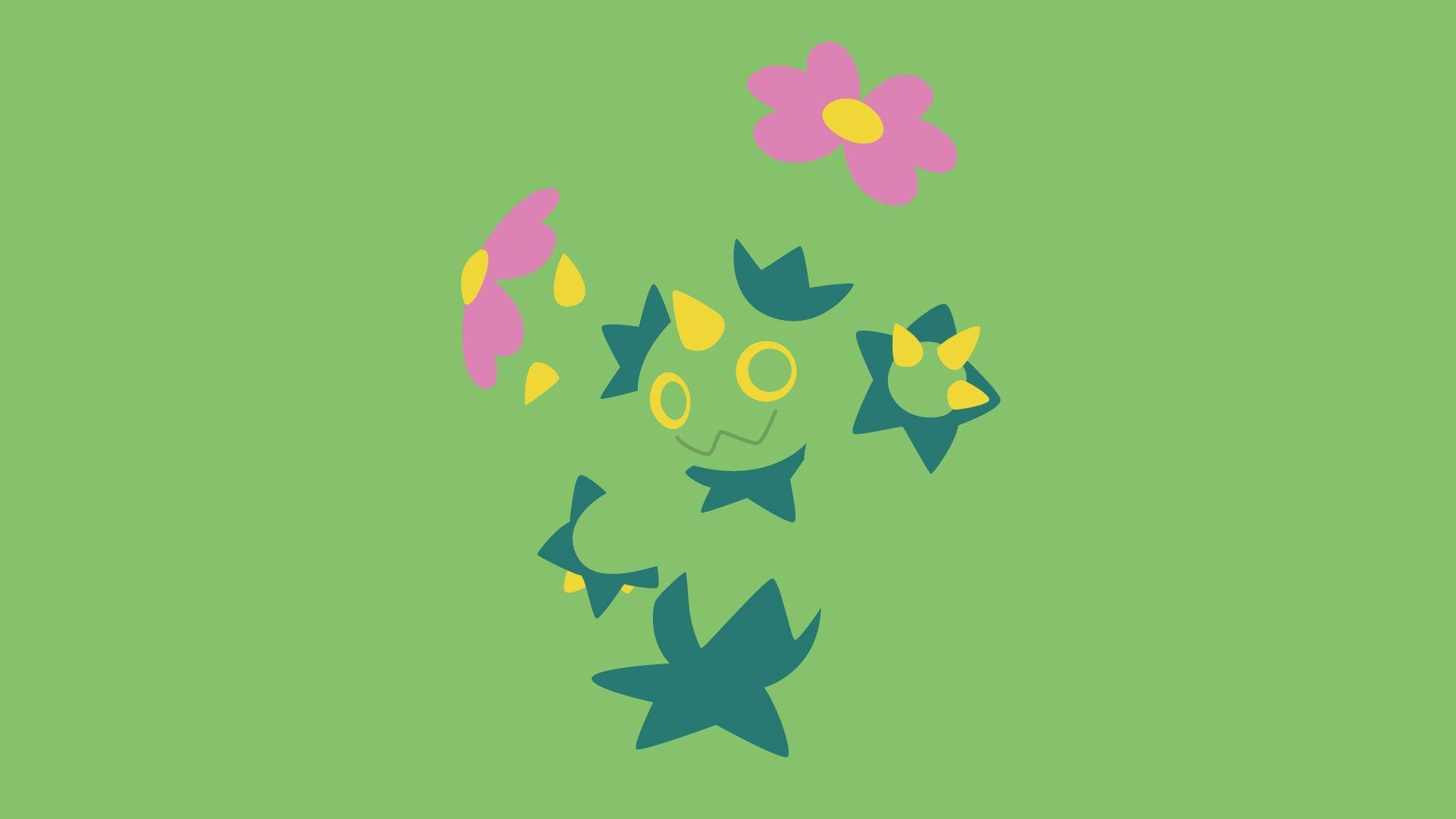 Maractus Minimalist Wallpapers by Krukmeister