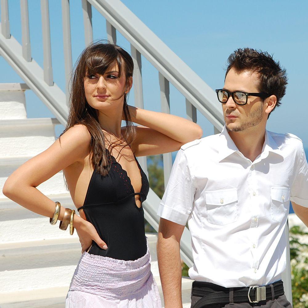 vika Jigulina och Edward Maya dating