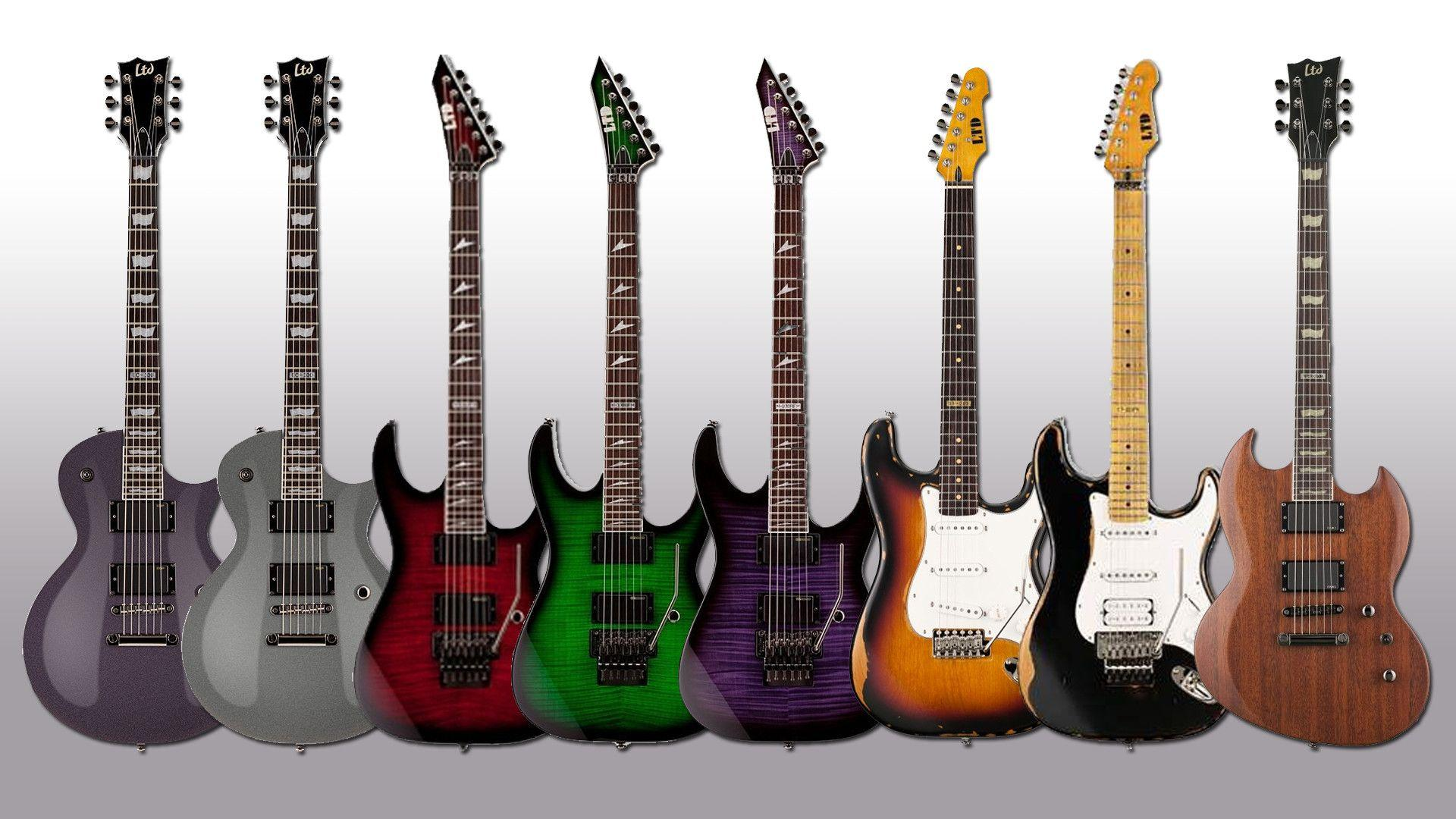 Electric guitar wallpaper 1920x1080 Gallery